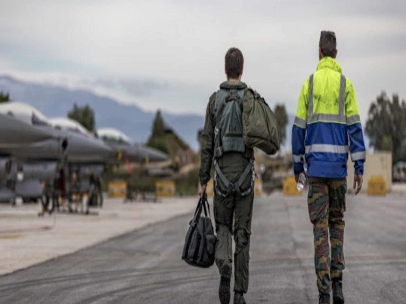 Θετικοί στον κορονοϊό δύο ανθυποσμηναγοί της Πολεμικής Αεροπορίας! Επέστρεψαν πρόσφατα από την Ιταλία