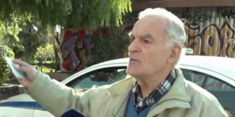 O «παραβάτης» παππούς της καραντίνας το πρώτο διαρκείας της ΑΕΚ στην «Αγιά Σοφιά»