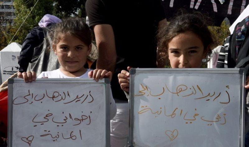 Προσφυγικό – Μυτιλήνη: Αναχωρούν 20 ανήλικοι από τη Μόρια με προορισμό τη Γερμανία