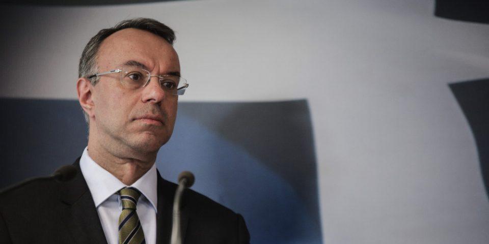 Σταϊκούρας: Θα επαναλάβουμε τα μέτρα στήριξης και το Μάιο