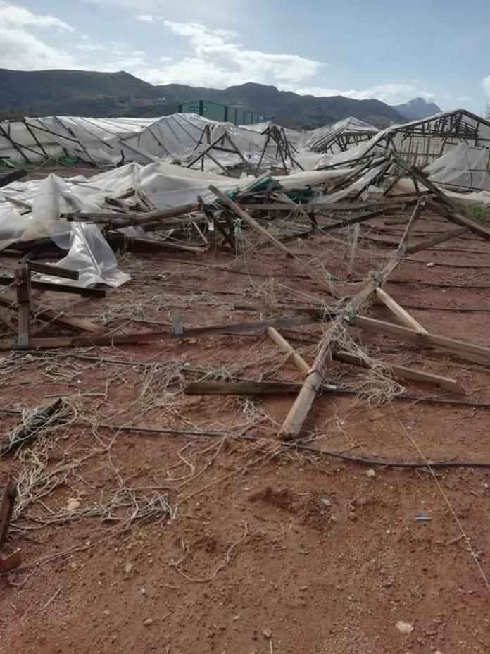 Η ΛΑ.ΣΥ. για τις πρόσφατες καταστροφές από την κακοκαιρία στην Κρήτη