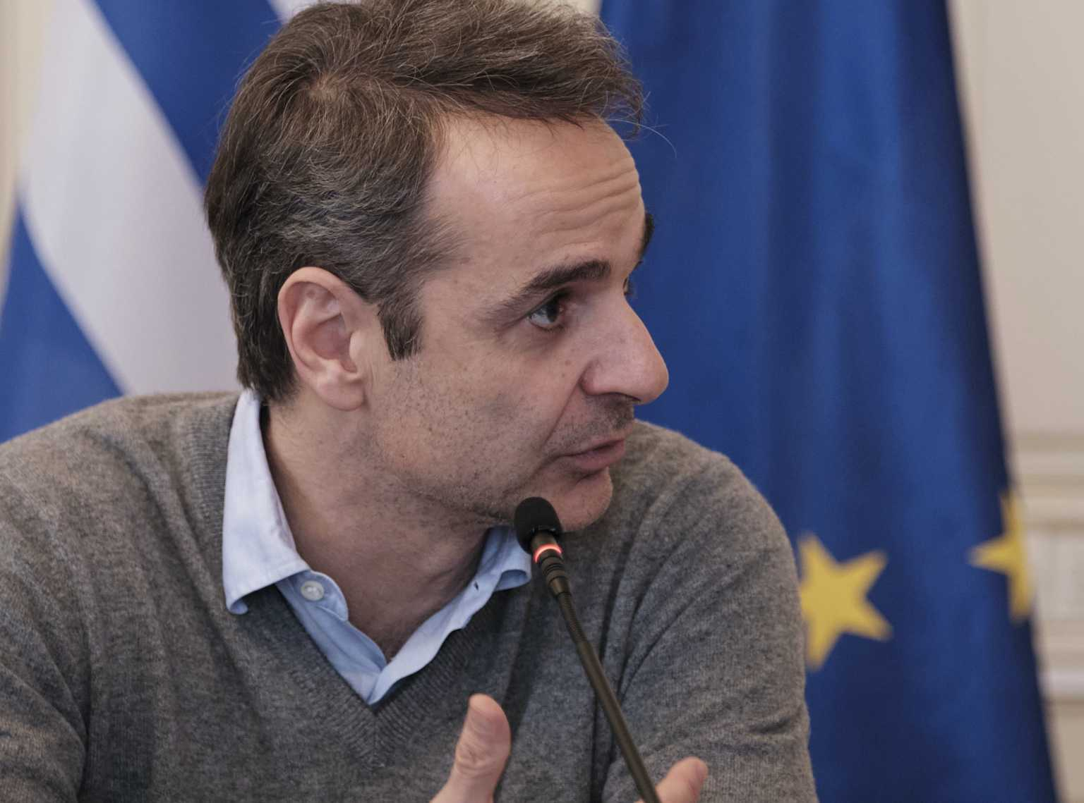 Ξεκάθαρος ο Μητσοτάκης: «Αν χρειαστεί να αυστηροποιήσουμε το πλαίσιο θα το κάνουμε»