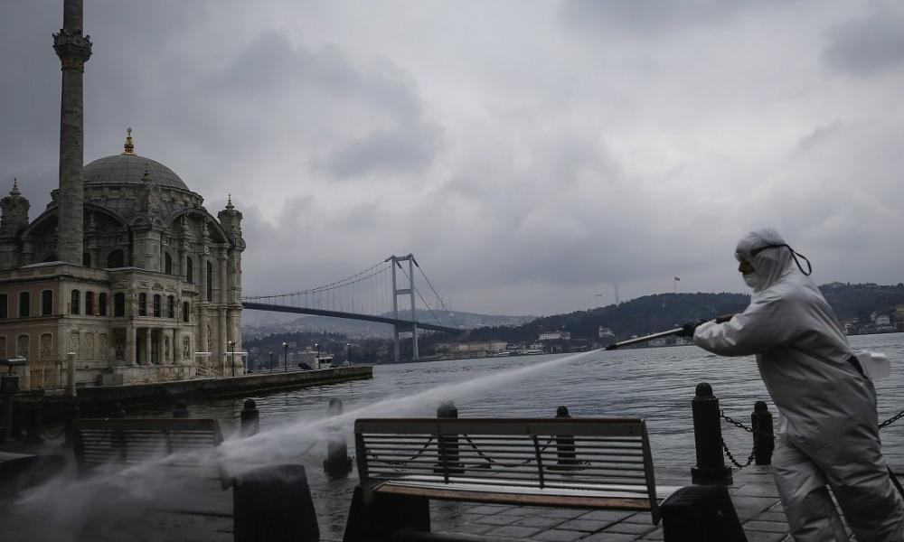 """Eτοιμάζονται για τα χειρότερα οι Τούρκοι: Κινδυνεύει να ξεμείνει από νερό η Κων/πολη – Πανδημία & οικονομία """"γονατίζουν"""" τον Ερντογάν"""