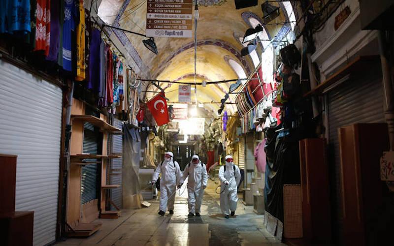 Τουρκία: Ξεπέρασαν τους 40.000 τα κρούσματα του κορωνοϊού -96 νεκροί σε μία ημέρα