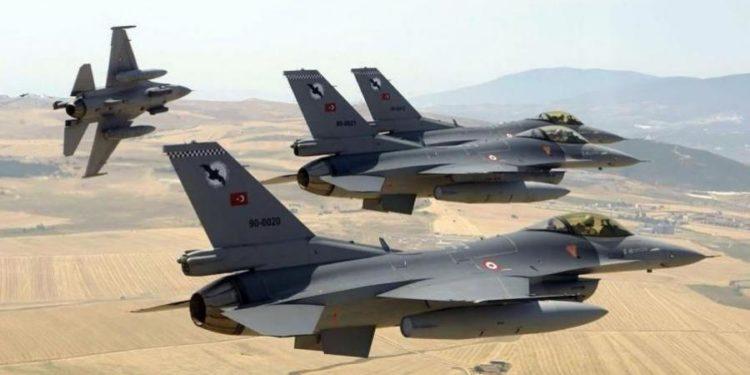 Τουρκικά μαχητικά «έξυσαν» το Αγαθονήσι! Υπέρπτηση και πάνω από το Φαρμακονήσι