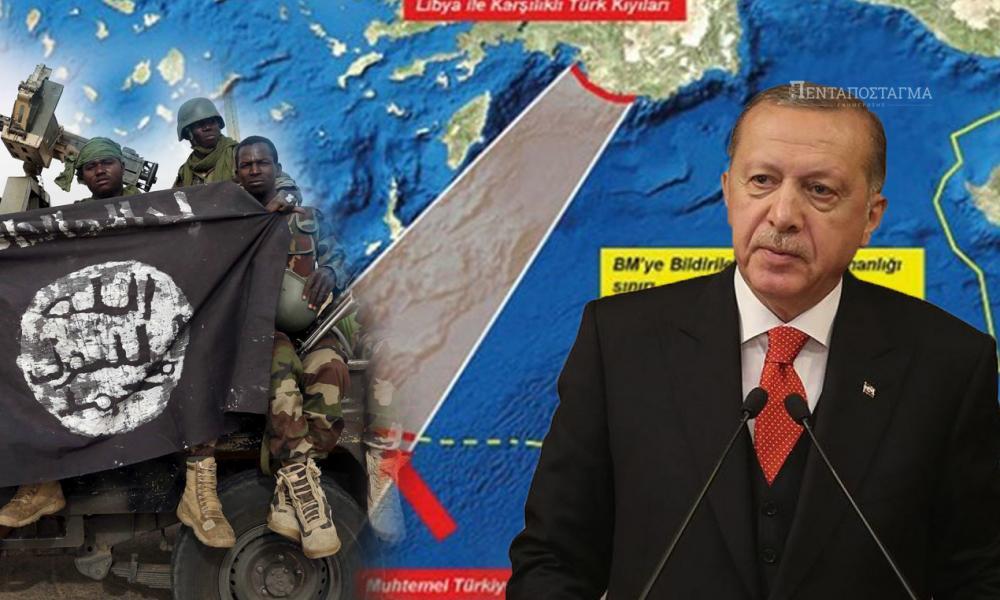 Αποκαλύψεις από Κάιρο: Σχέδιο Ερντογάν από Λιβύη μέχρι Σαχέλ & Σαχάρα