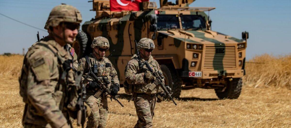 Βίντεο: Τουρκικά τεθωρακισμένα οχήματα «εξαερώνονται» στην Συρία μετά από ενέδρα του συριακού Στρατού