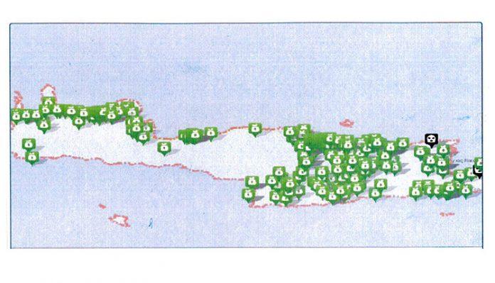 """Η """"γεωγραφία"""" του εγκλήματος στην Κρήτη – Ποια περιοχή του νησιού στενάζει…"""