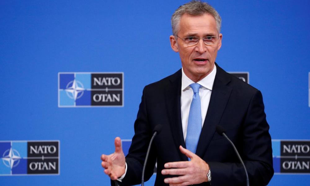 """""""Βόμβα"""" από ΝΑΤΟ: """"Στην Λιβύη στηρίζουμε τον Σάρατζ!"""""""