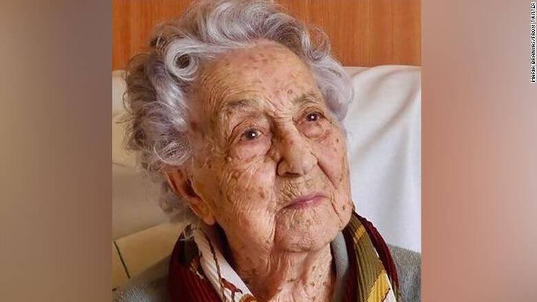 Ισπανία: Γυναίκα 113 ετών νίκησε τον κορωνοϊό