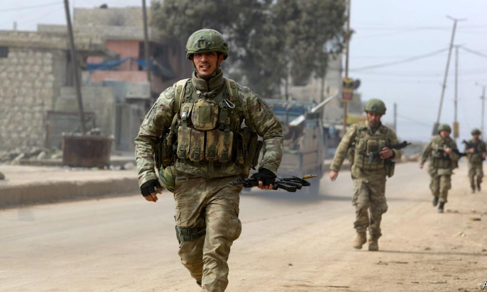 Κρίση στις Τουρκικές ΕΔ – Συνελήφθη ο υποδιοικητής της Στρατιάς Αιγαίου ως Γκιουλενιστής