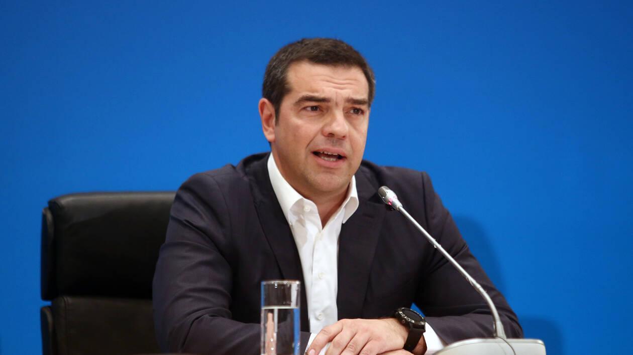 Live: Ο Αλέξης Τσίπρας παρουσιάζει το οικονομικό πρόγραμμα του ΣΥΡΙΖΑ