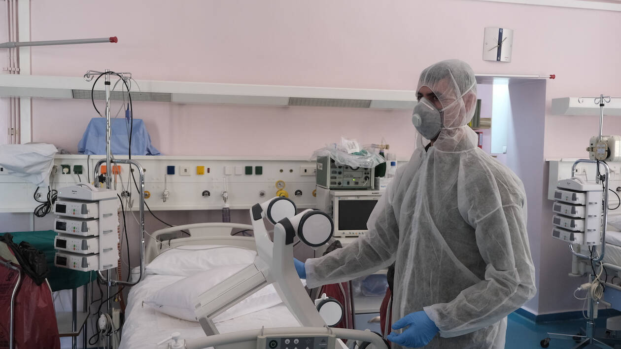 Κορωνοϊός: Κατέληξε μια 66χρονη στο «Σωτηρία» – Στους 176 οι νεκροί