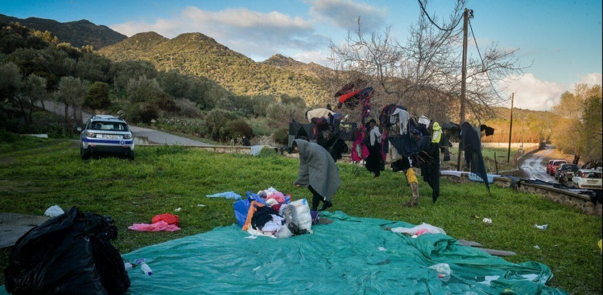 Μετανάστες με κορονοϊό στη Λέσβο: «Πιθανά εσκεμμένη ενέργεια της Τουρκίας», λέει ο δήμαρχος