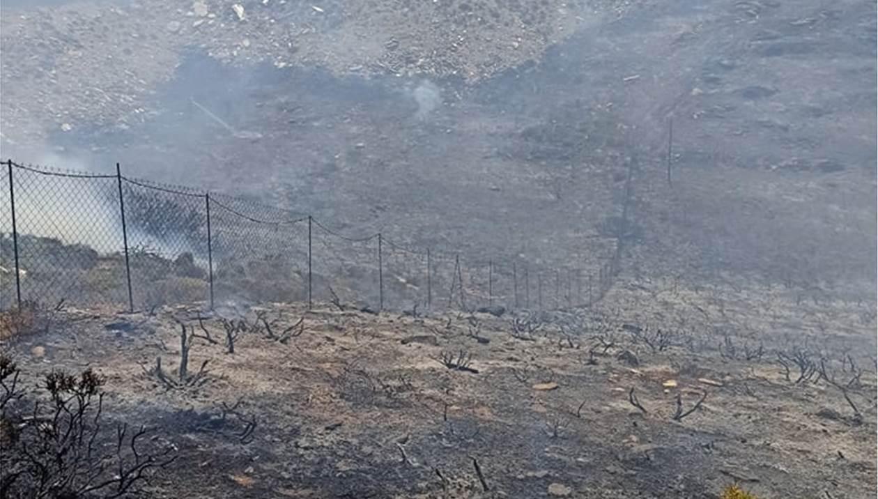 65χρονος υπεύθυνος για τη φωτιά στην Αγία Πελαγία