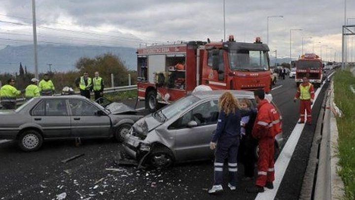 Τώρα: Σοβαρό τροχαίο στη Χερσόνησο