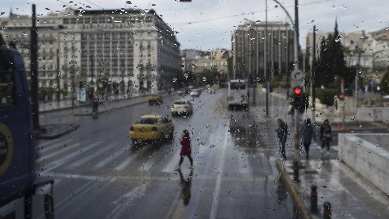 Καιρός: «Χαλάει» από σήμερα το μεσημέρι – Βροχές, καταιγίδες και πτώση θερμοκρασίας