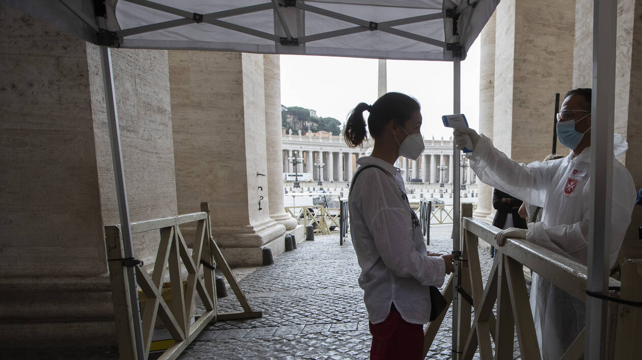 Σημαντική μείωση των νεκρών στην Ιταλία