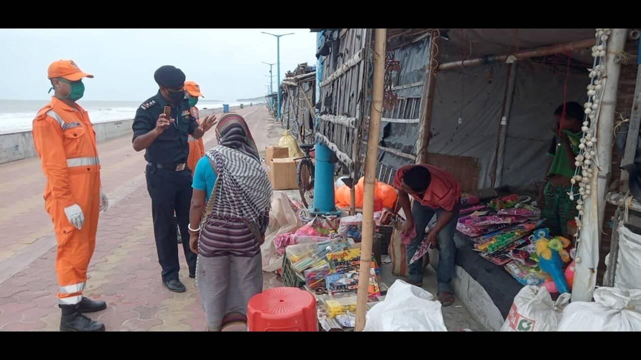 Μετά τον κορωνοϊό ένας «σούπερ κυκλώνας»: Συναγερμός σε Ινδία – Μπανγκλαντές