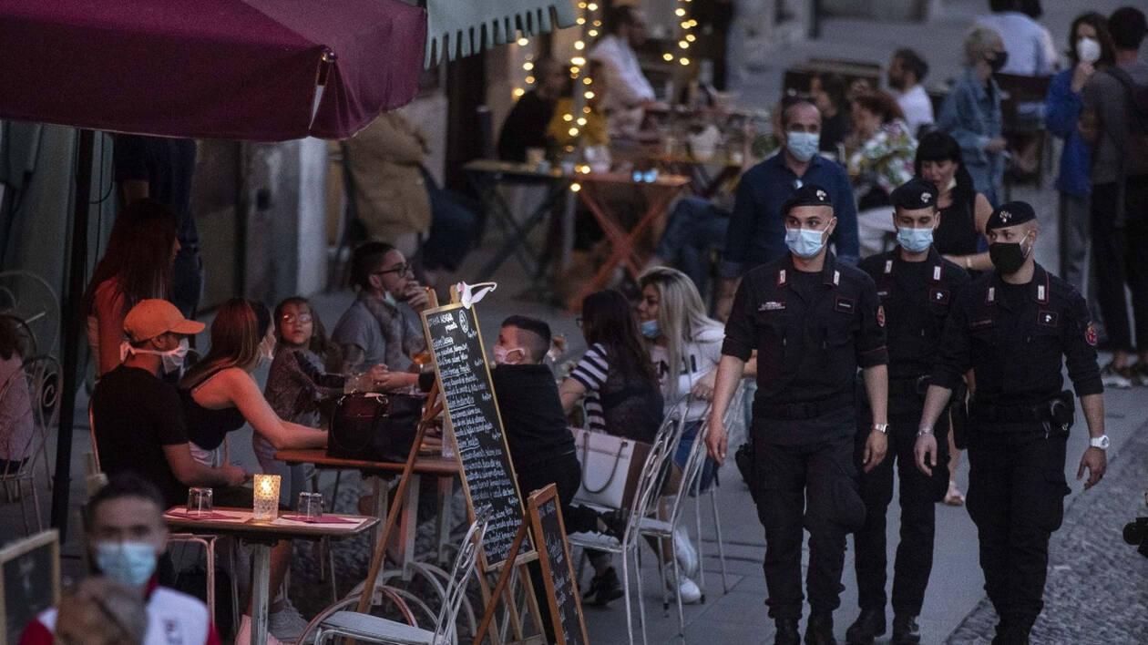 Αυξημένος ο αριθμός νεκρών και κρουσμάτων στην Ιταλία