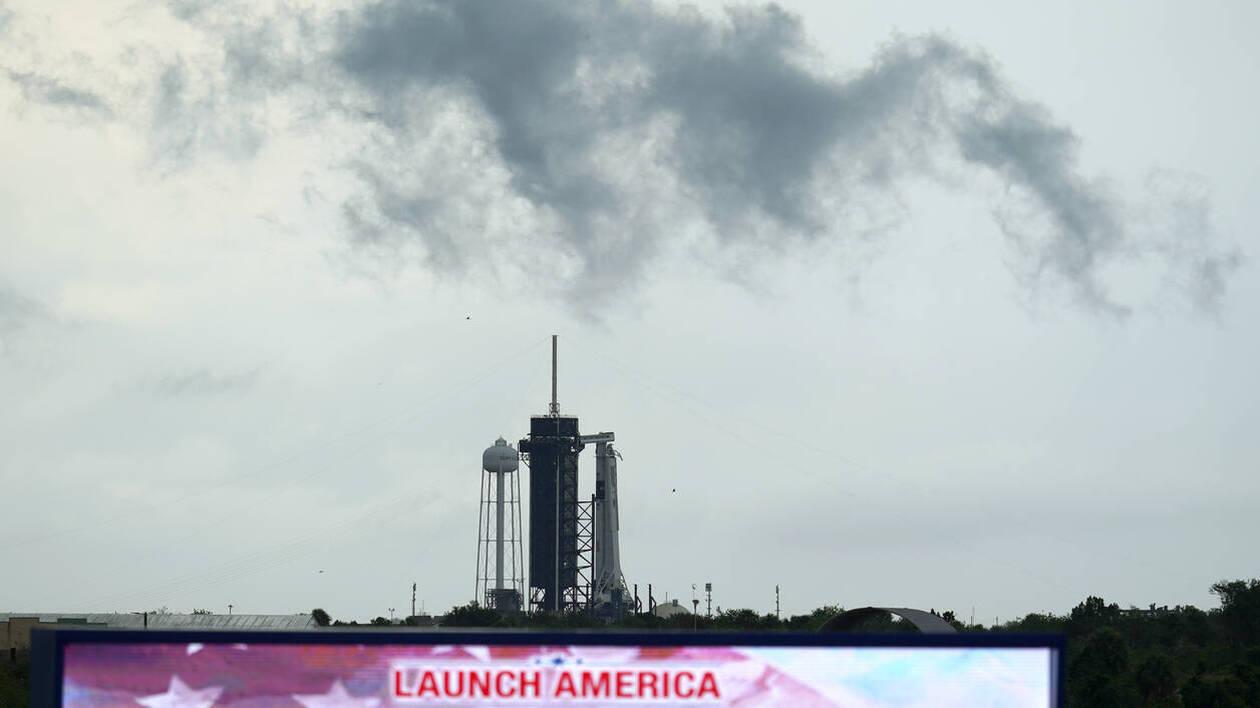 SpaceX: Αντίστροφη μέτρηση για την εκτόξευση της ιστορικής επανδρωμένης αποστολής