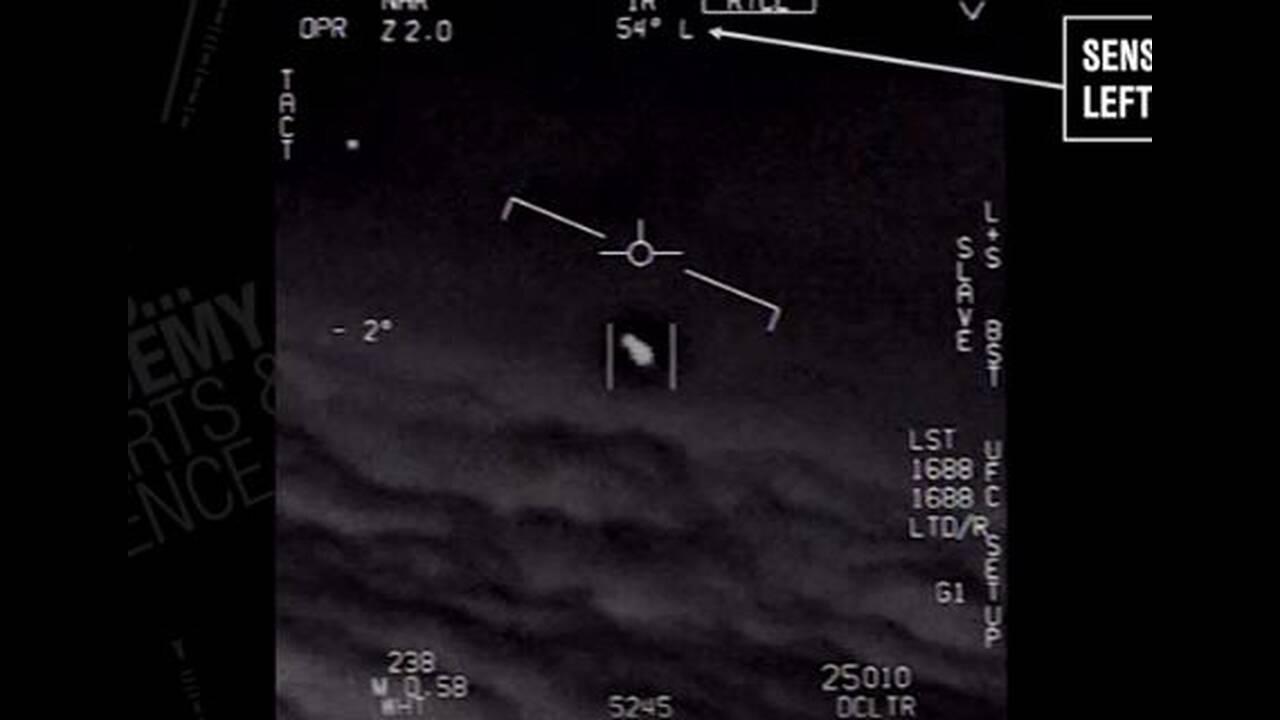 «Σε σχήμα βαλίτσας, έτρεχαν με 1.000»: Λεπτομέρειες για τις συναντήσεις αεροσκαφών με «UFO»
