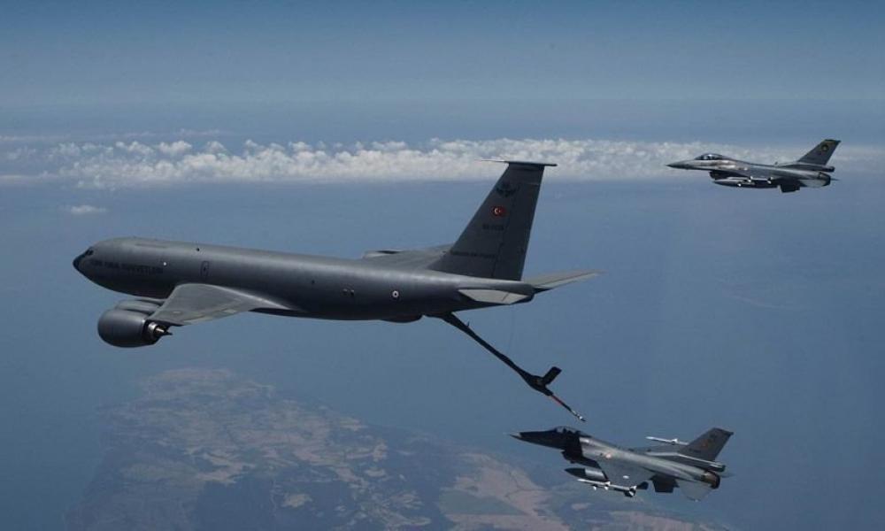 Πολεμική κινητικότητα από Άγκυρα – F-16 συνοδεύουν C-130 προς την Λιβύη