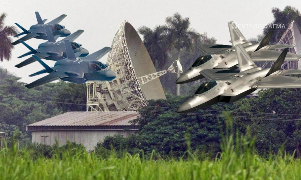 Ρωσικά ΜΜΕ: Συστήματα ηλεκτρονικού πολέμου μπορεί να ευθύνονται για την πτώση των F-35 & F-22