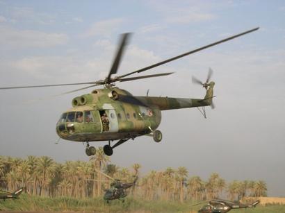 Ρωσία: Τραγωδία στην Πολεμική Αεροπορία – Νέα συντριβή ελικοπτέρου