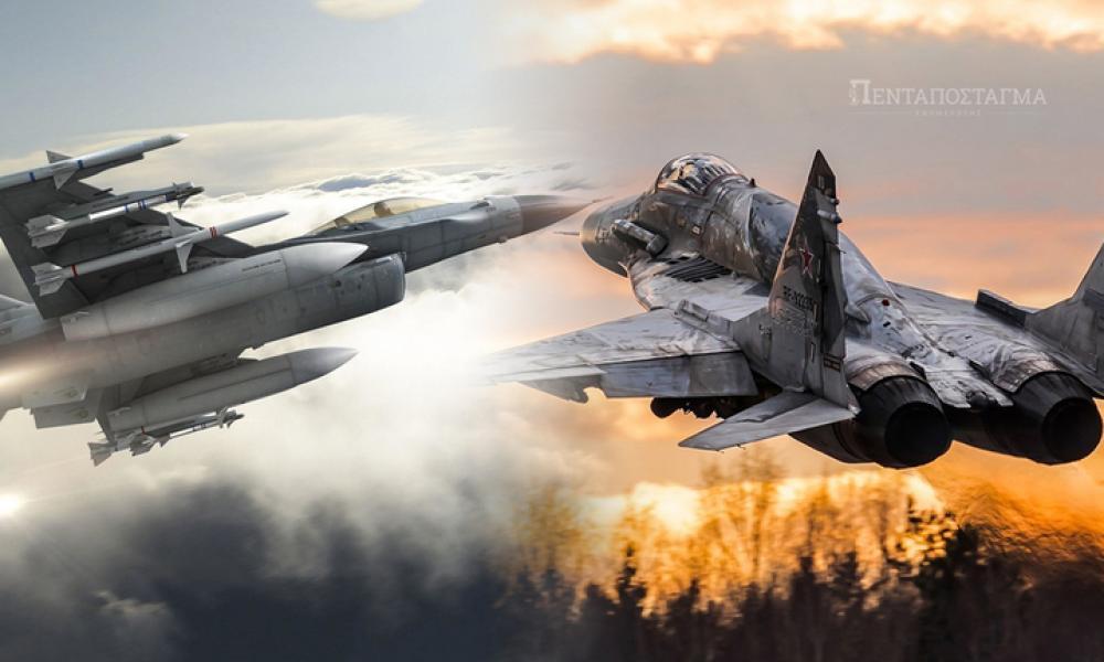 """Λιβύη: Απειλούν με αεροπορικές επιδρομές οι Τούρκοι αν """"σηκωθούν"""" τα MiG-29"""