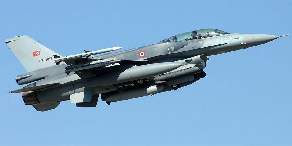 Οι προκλήσεις συνεχίζονται: Τουρκικά F-16 πέταξαν πάνω από το Φαρμακονήσι