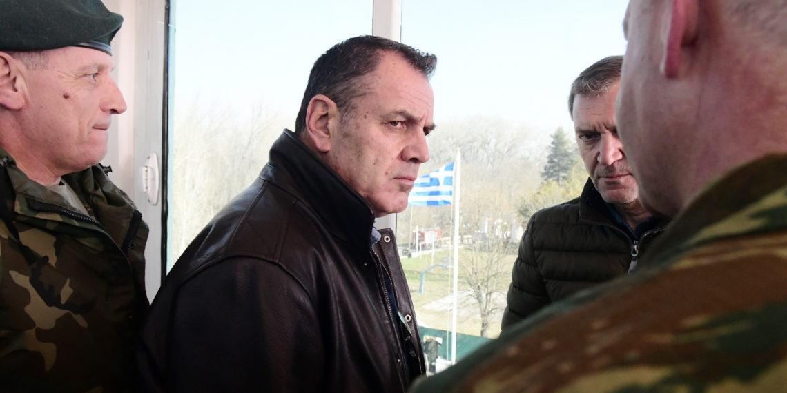 Παναγιωτόπουλος στο ΣΚΑΙ: Δεν έληξε ποτέ ο συναγερμός στον Έβρο – Όλα όσα ειπώθηκαν στην Επιτροπή Εξωτερικών και Άμυνας