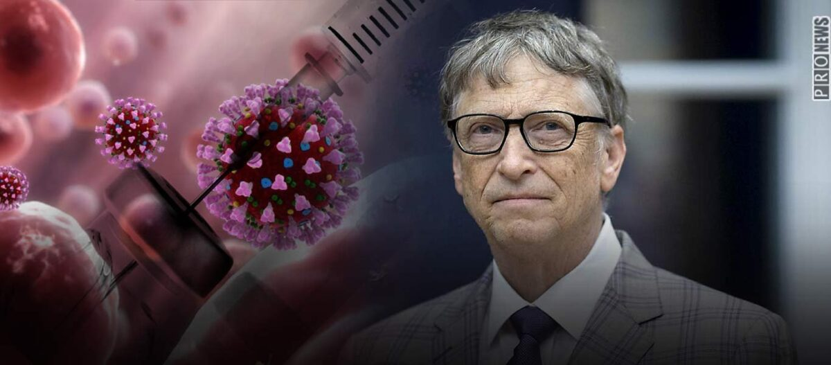 Η κυβέρνηση των ΗΠΑ μπλόκαρε πρόγραμμα του Bill Gates για τον κορωνοϊό