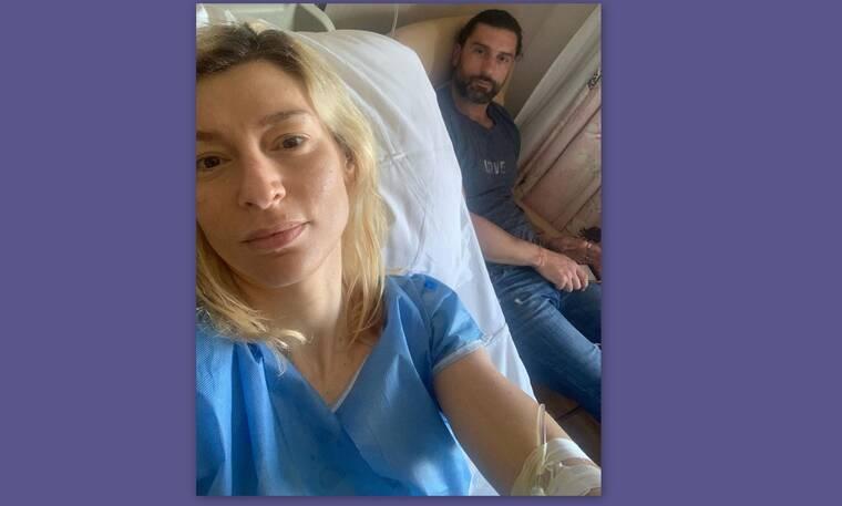 Στο χειρουργείο η Ζέτα Δούκα: «Έπρεπε να αφαιρέσω κάτι που ούτε φανταζόμουν ότι υπάρχει…»