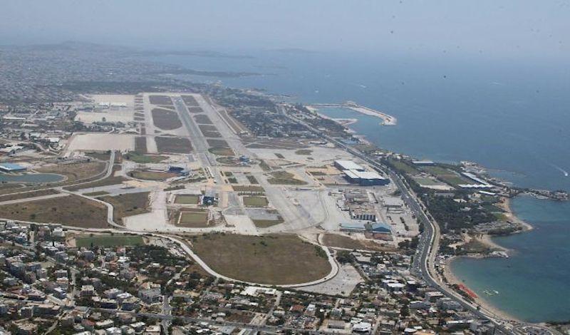 Spiegel: Επιτέλους ξεκινά η αναμόρφωση του αεροδρομίου-φάντασμα στο Ελληνικό