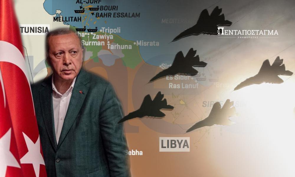 """Μόσχα σε Ερντογάν για Λιβύη: """"Έχουμε & εμείς drone & στρατό-Έρχεται συντριβή της Άγκυρας!"""""""