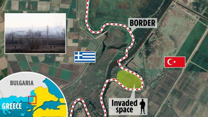 "Fake news χαρακτηρίζει την είδηση για ""τούρκικη εισβολή"" στον Έβρο το υπουργείο Εξωτερικών"