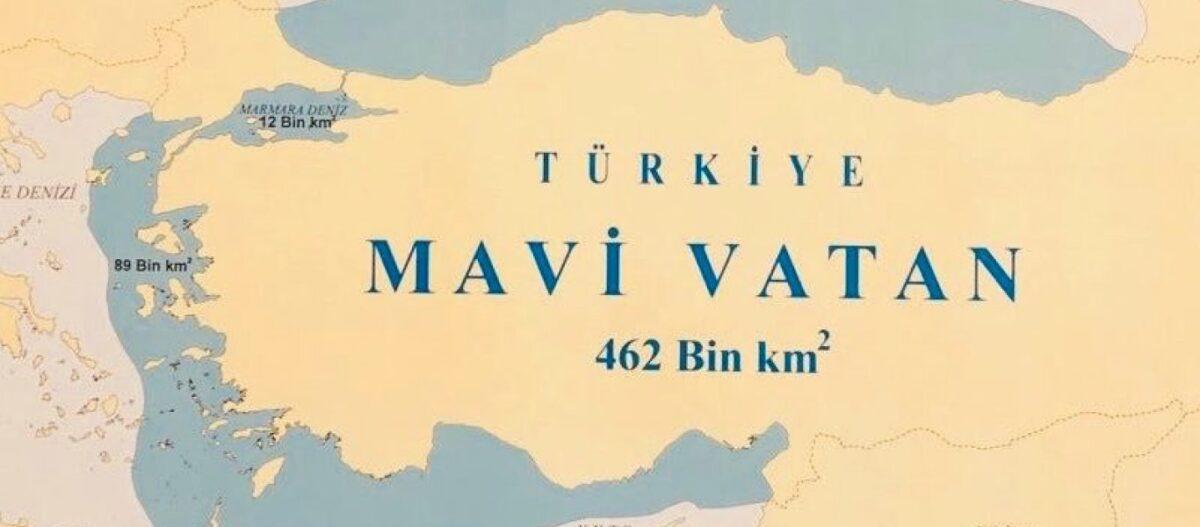 «Γαλάζια πατρίδα»: Η Αγκυρα απειλεί με casus belli αν η Ελλάδα υπερασπιστεί το Ανατολικό Αιγαίο! – Δείτε χάρτη