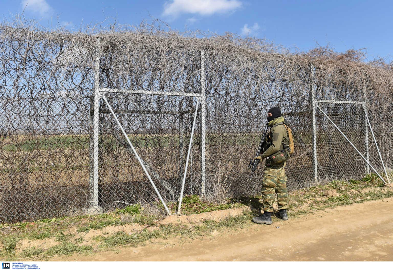 Αντιπεριφερειάρχης Έβρου στο Live News: Μέχρι τέλος της χρονιάς ο φράχτης θα έχει ολοκληρωθεί