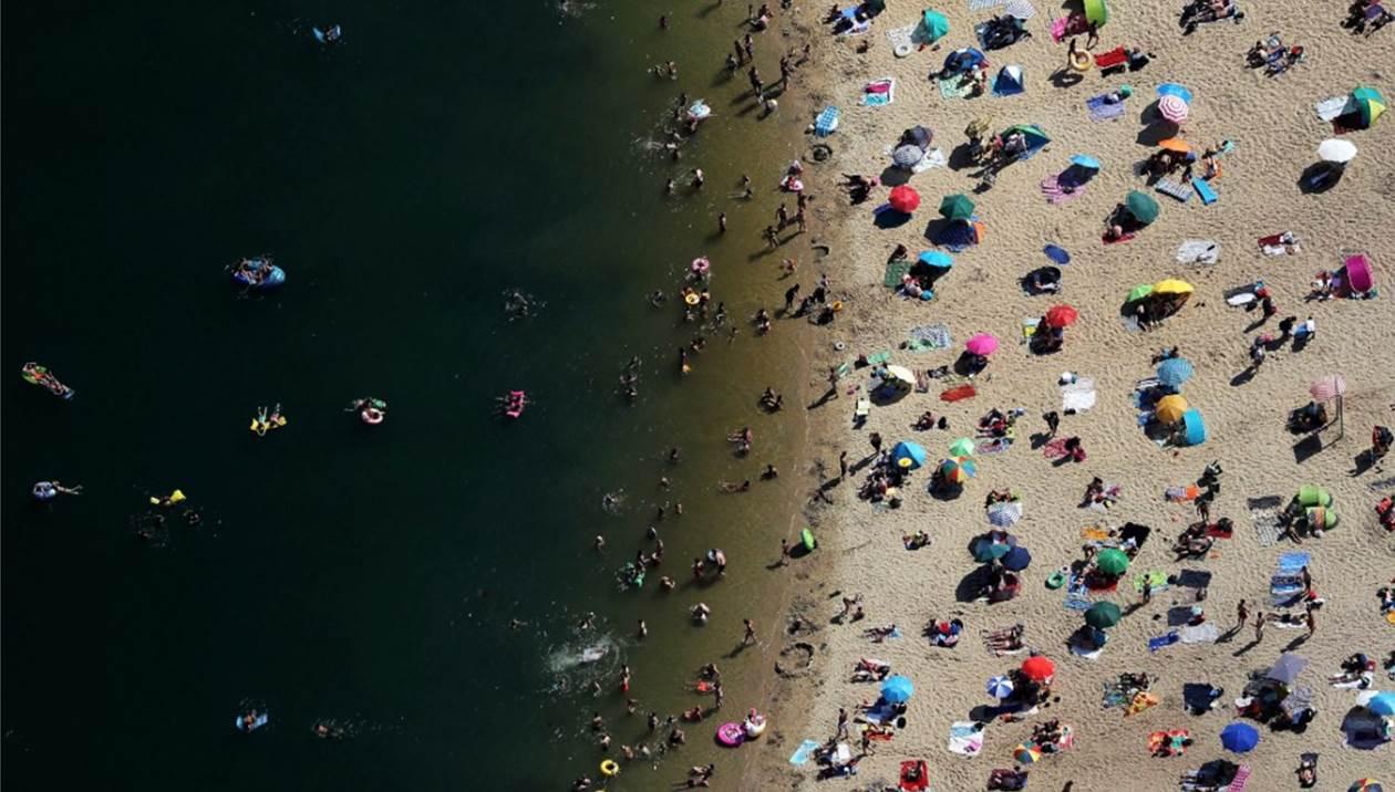 Ξεπέρασε τους 41 βαθμούς η θερμοκρασία στην Κρήτη