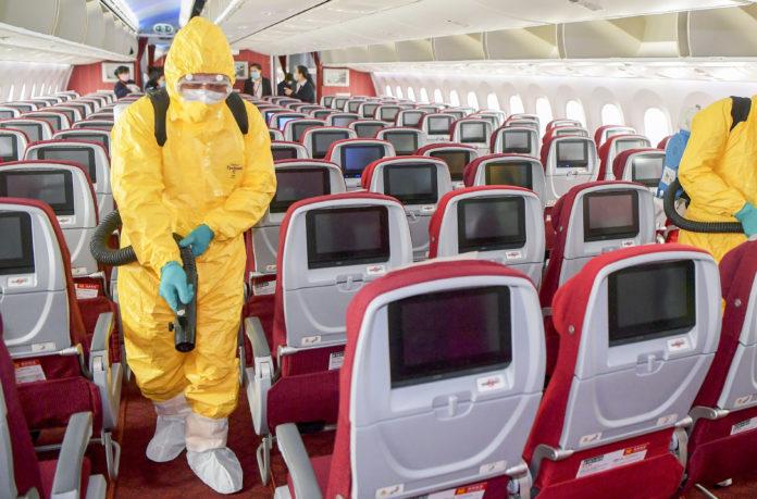 Θετικός στον κορονοϊό επιβάτης πτήσης από το εξωτερικό – Η καθημερινή ενημέρωση του Υπουργείου Υγείας