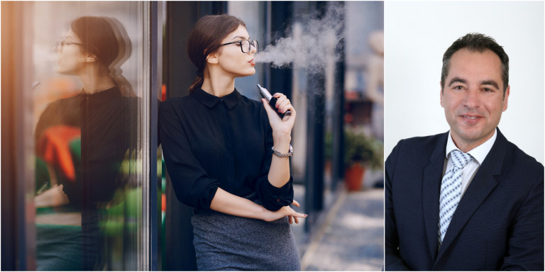 Παγκόσμια Ημέρα κατά του Καπνίσματος: Είναι τελικά πιο ασφαλές το ηλεκτρονικό τσιγάρο; -Πνευμονολόγος εξηγεί