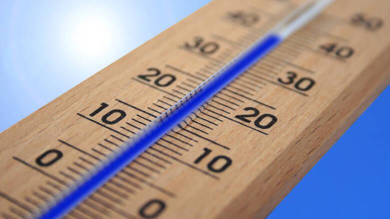 """""""Χτυπά"""" 40άρια το θερμόμετρο στην Κρήτη – Αποπνικτική η ατμόσφαιρα"""