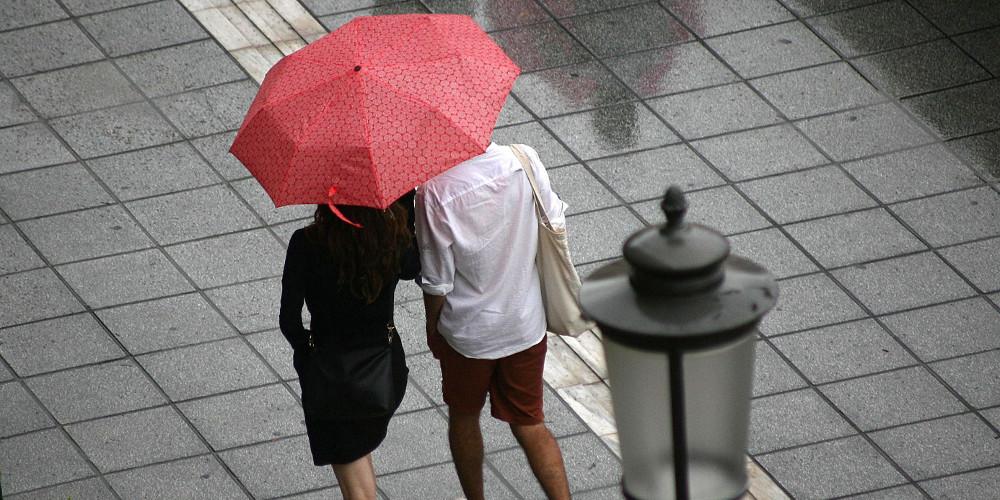 Άστατος ο καιρός και την Κυριακή – Πού θα βρέξει