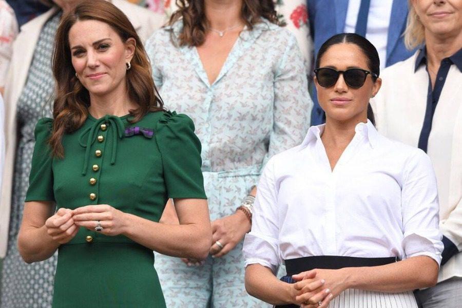 Ο απίστευτος λόγος που τσακώθηκαν η Meghan Markle και η Kate Middleton
