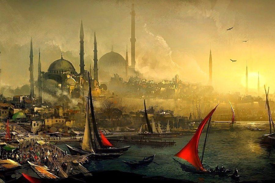 Σαν σήμερα: Η άλωση της Κωνσταντινούπολης από τους Οθωμανούς Τούρκους