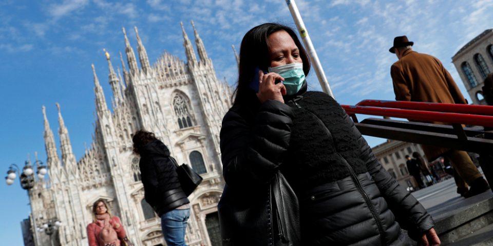 Η ανησυχία επιστρέφει στην Ιταλία: Αύξηση του αριθμού των κρουσμάτων και των νεκρών