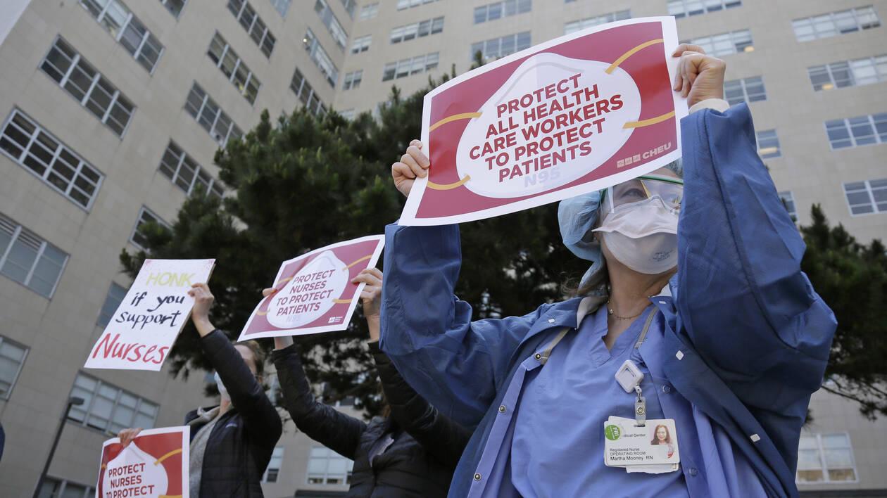 ΗΠΑ: Πώς ο Covid 19 οδηγεί σε χρεοκοπία τα νοσοκομεία στην Καλιφόρνια