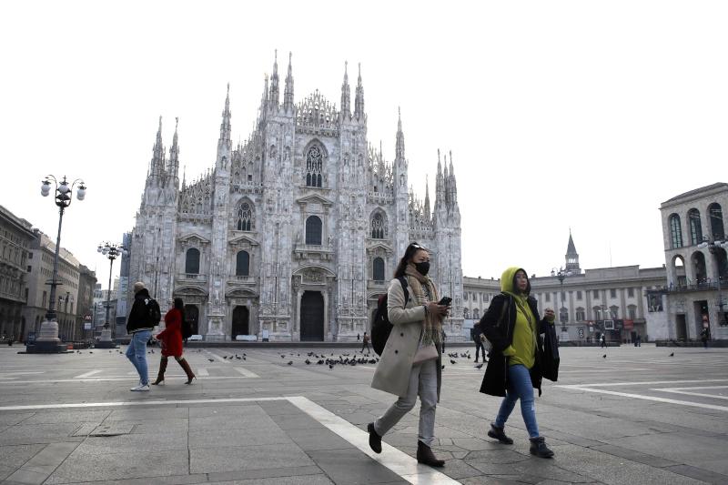 Η ιταλική κυβέρνηση διαθέτει 2,4 δισεκατομμύρια ευρώ μπόνους διακοπών στους πολίτες