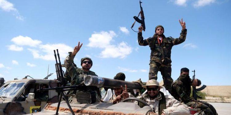 Λιβύη: Ο στρατός του Χάφταρ καλωσορίζει τη φρεγάτα «ΣΠΕΤΣΑΙ»!